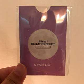 loonabirth id card set