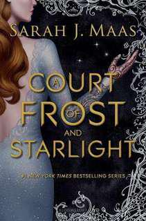 A Court of Frost and Starlight  3.94 (45,159 ratings by Goodreads) Hardback Court of Thorns and Roses English By (author)  Sarah J. Maas