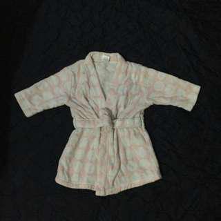 Carter's baby bathrobe