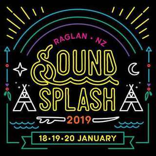 Soundsplash Ticket