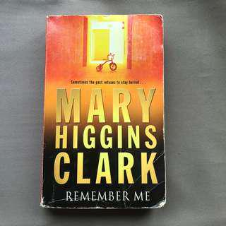 Remember Me ( Mary Higgins Clark )