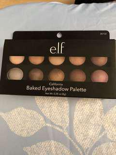 Baked Eyeshadow Pallete