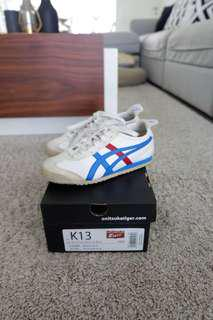 Recomended !! Preloved Onitsuka tiger kids Original