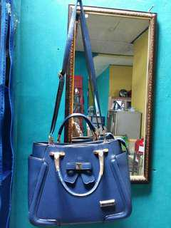 Tas Fashion Biru