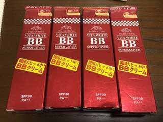 PALGANTONG BB cream vita white super cover spf30 pa++ light beige 韓國 日本