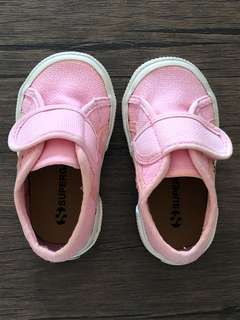 Superga Pink Shoes