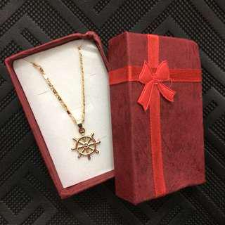 Plated Gold Necklace