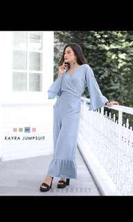 SALE MAYOUTFIT Kayra Jumpsuit NAVY