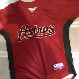 Houston Astros Majestic Jersey