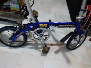 Used Mongoose Bicycle year 2017