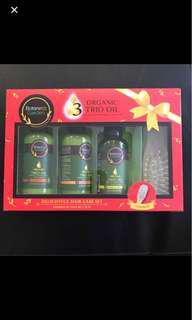 Botaneco garden organic trio oil