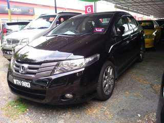 Honda city E 1.5 (A)