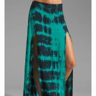 Blu Moon maxi skirt M