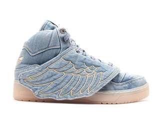 Adidas Originals X Jeremy Scotts Wings Denim