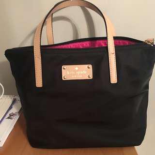 Kate Spade Authentic Black purse