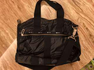 🈹Les Sportsac Bag (Black)