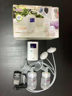 Spectra 9 plus double breast pump