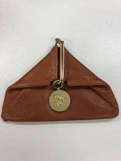 🈹 IL Bisonte Leather Coin Bag