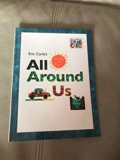 All around us (Eric Carle)