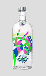 Absolut Vodka 1L Limited Edition