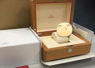 Original Omega watch box