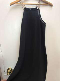 Dynamite top w slit on the side xs-small