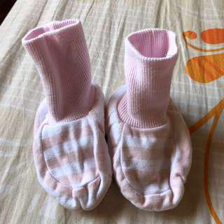 MotherCare baby booties topsocks