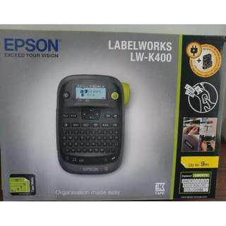 Epson LWK400 LabelWorks Label Printer