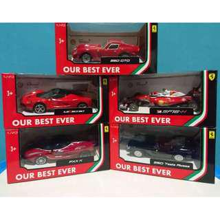 Shell VPower Racing Car Toy