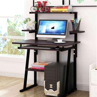Computer Table with shelves ❤️