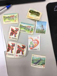 🚚 中華民國郵票
