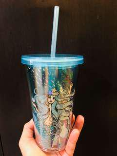 Cold cup 16oz full siren