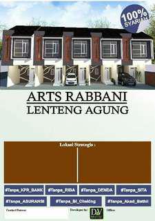 Art Rabbani Lenteng agung