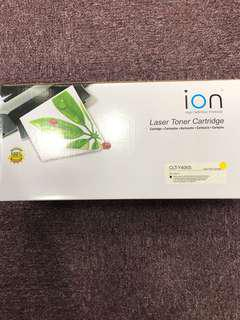 Y406s compatible toner ion