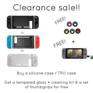 🚚 Nintendo Switch Case Nintendo Switch Pouch Nintendo Switch Tempered glass