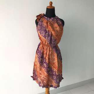Party Batik Dress