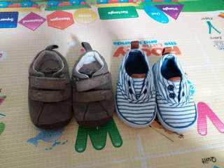 Clarks H&M baby shoes