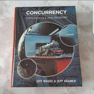 Concurrency: State Models & Java Programs. Hardcover