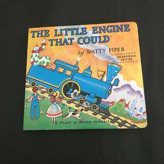 🌟 NEW! The Little Engine That Could
