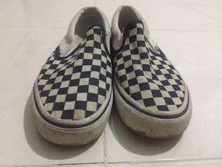 Vans slip on Checkerdboard