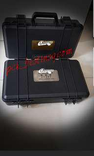Custom Watch Storage Hard Case With Inner Pre-Cut Foam Protector