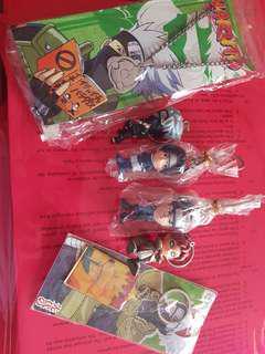 Naruto Keychains