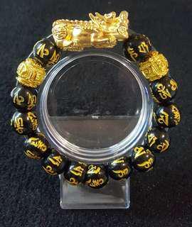 Pixiu Bracelet, Brave Troops Stone Beads Bangles & Bracelets, Pixiu Bracelet (Brave Troop) Bracelet