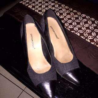 Heels Black Prima Classe original size 39