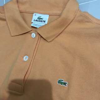 Authentic Lacoste polo shirt 👚