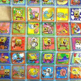 Spongebob stickers