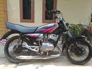 Rxking cobra tahun 83