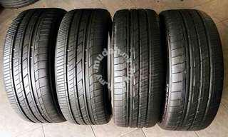 Tayar Second TOYO made in japan 245/40/20