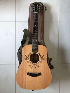 Baby Taylor guitar