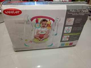 Baby Swing Weeler
